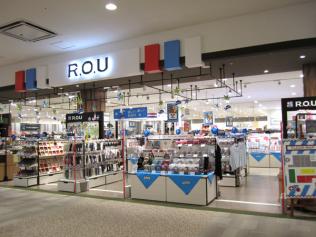 R.O.U 大阪ドームシティ店